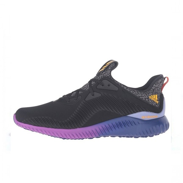 190799ee445de ADIDAS ALPHABOUNCE PURPLE RUNNING SHOES AND Adidas SPORTS SOCKS COMBO OFFER