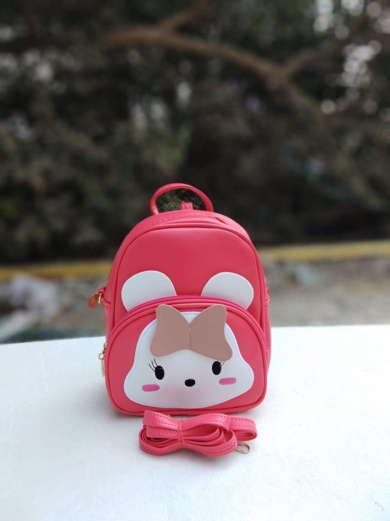 CHIC Stylish Small Sized Backpack