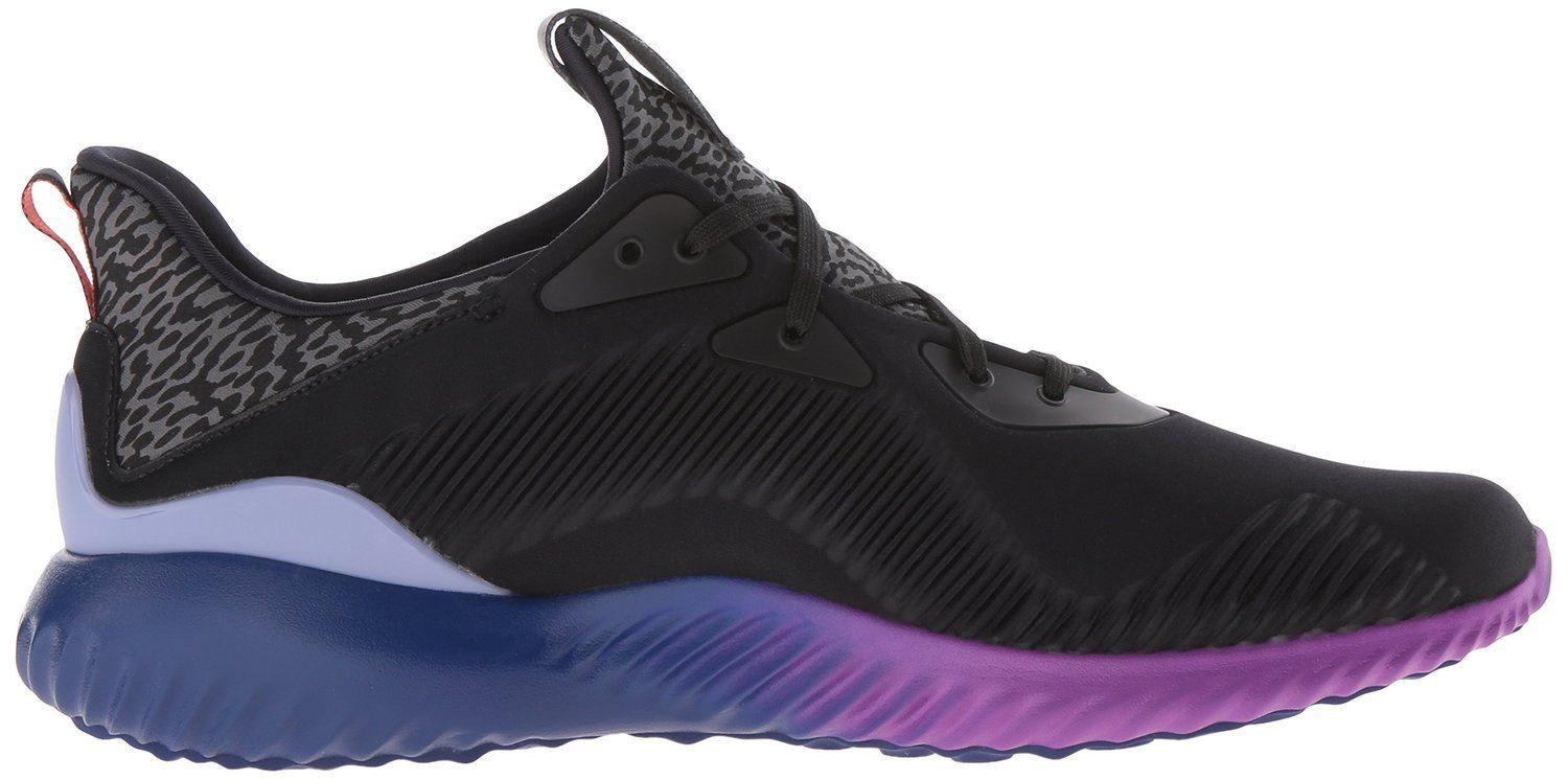 Adidas Alphabounce Purple Running Shoes