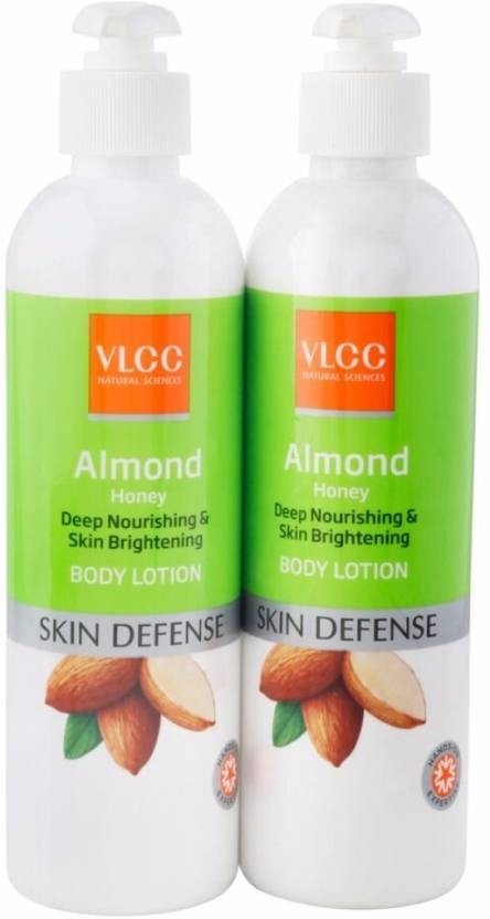 VLCC Almond Honey Deep Nourishing & Skin Brighteneing Body Lotion
