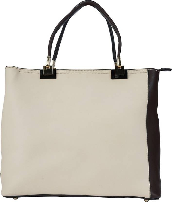 AND Tote  (Beige, Brown)