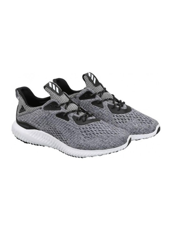 Adidas Alphabounce 2 Grey Running Shoes