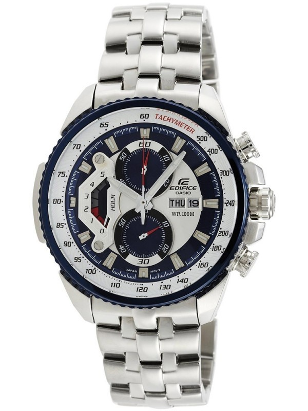 CASIO EDIFICE EFR 558 WHITE Analog Watch