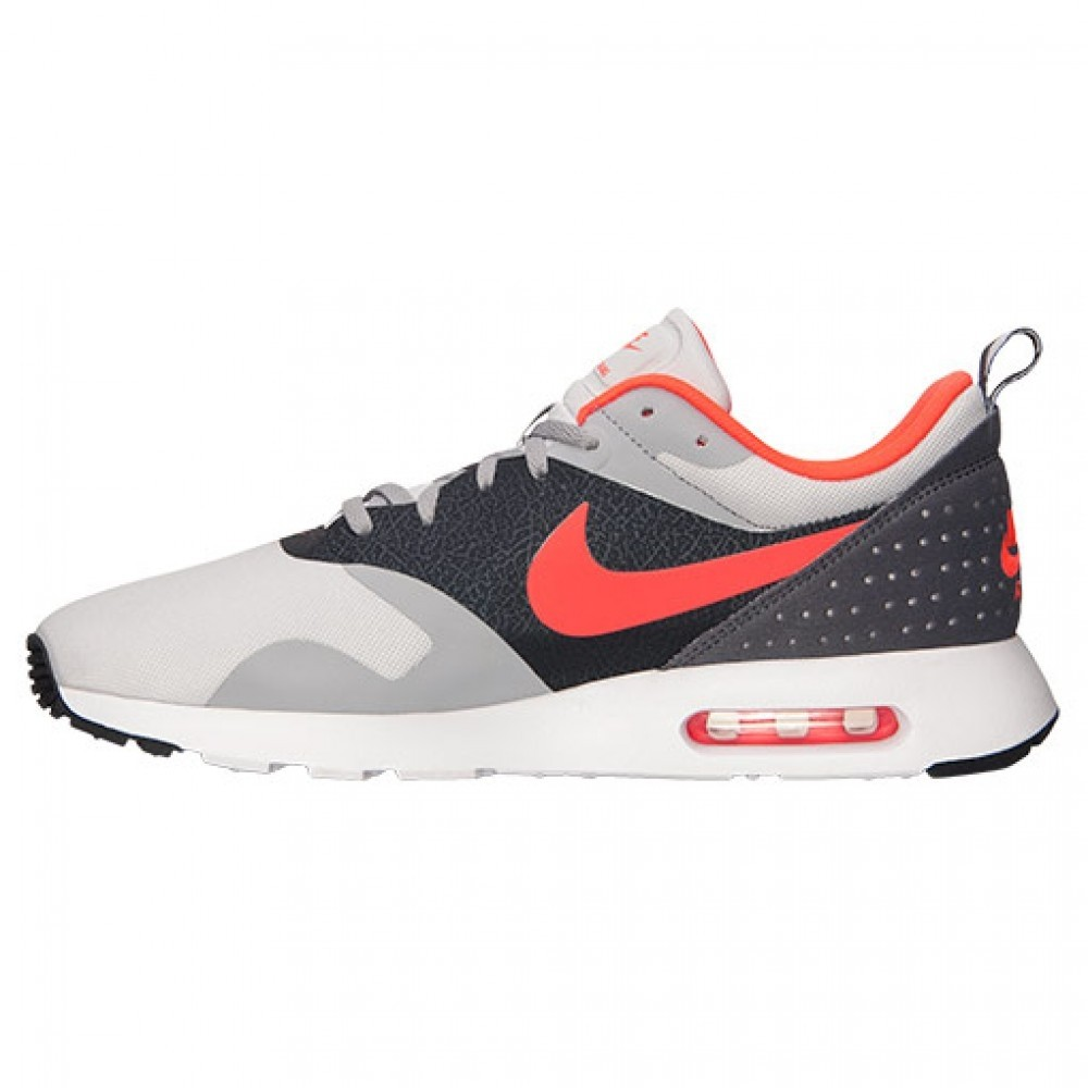 Shopsyour: Nike Men's Air Max Tavas casual grey black red shoes - Running  Shoes - Footwear - Men