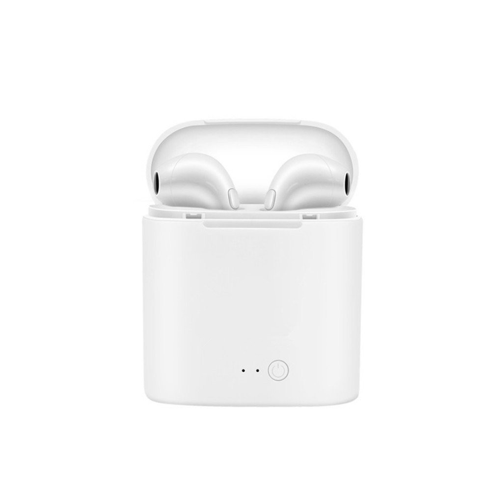 I7S C Earbuds Wireless Stereo In-Ear  Earphones for apple iphone air pods