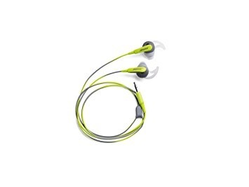 Bose SIE2 Earphone With Green Color