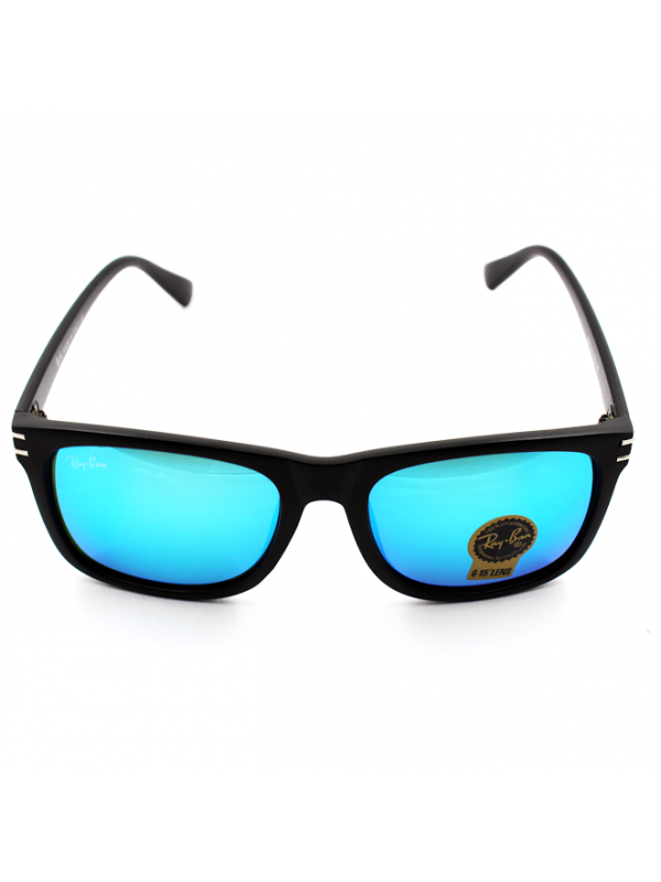 RAY-BAN BLUE REFLECTOR WAYFARER