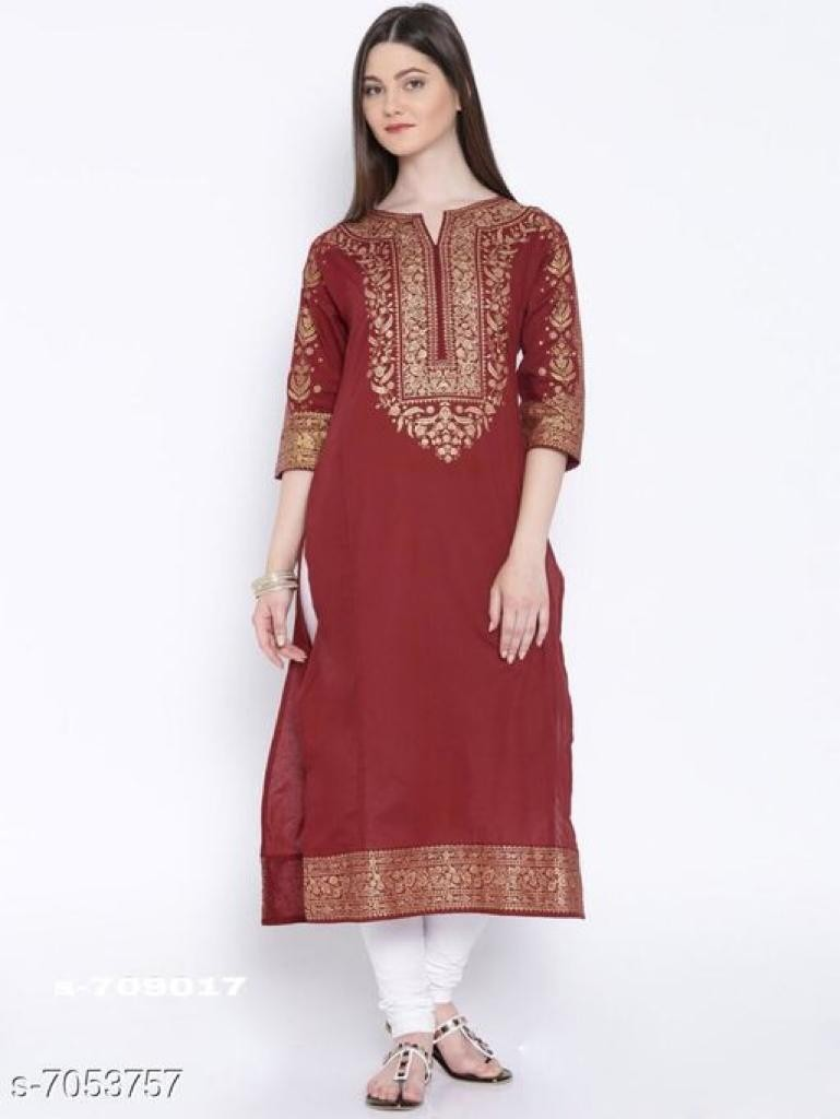 Aagam Fashionable Kurtis