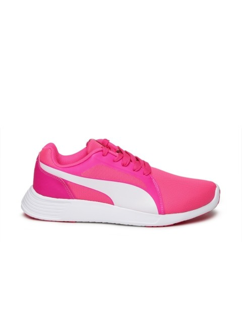 Puma Women Pink Training Evo IDP Shoes