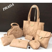 PRADA COMBO 7 BAG SLING/WALLET/SHOULDER