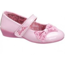 Barbie Girls Velcro Walking Shoes