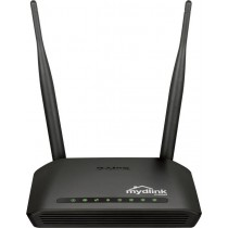 D-Link DIR-605L Wireless Cloud Router In Black Color