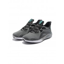 Adidas Alphabounce Running Shoes Black Grey