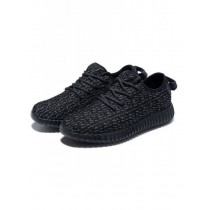 Adidas Yeezy 350 Boosts Black Shoes