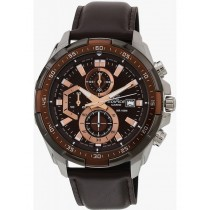 CASIO EDIFICE EFR 539 BROWN Watch