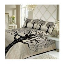 Jaipuri Bedsheets with 2 Pillow Covers