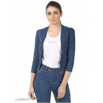 Woman Denim Jacket
