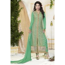 Panna - Georgette Unstitched Suit Set
