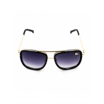 Lacoste Black Faded Sunglasses
