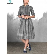 Western Kurti with Belt