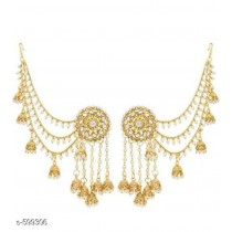 Yellow Fusion Jewellery Sets