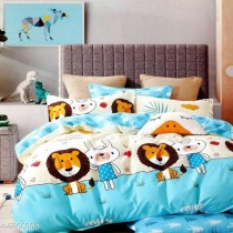 Queen Bedsheets with Pillow Covers
