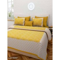 Queen Bedsheets with 2 Pillow Covers
