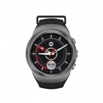 NOISE Loop Unisex Black Smartwatch