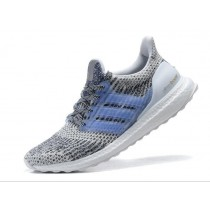 007a3e540 adidas ultra boost grey bule white running shoes