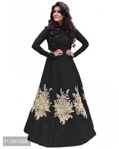 PARTY WEAR GOWN FROK DESIGN