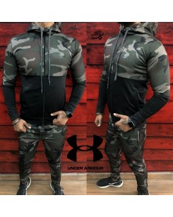 Under Armour Hoodie Tracksuit