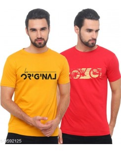 Trendy Modern Men Tshirts